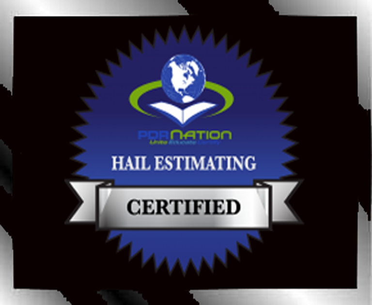 PDR Nation Hail Certified